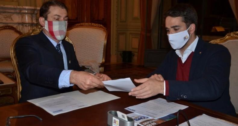 Deputado Paparico Bacchi reivindica conclusão de obras nas regiões Nordeste e Alto Uruguai